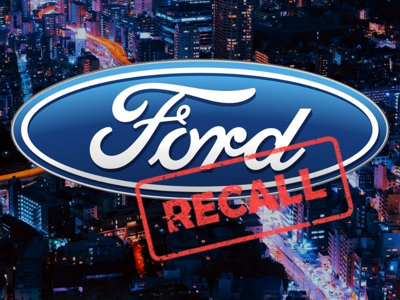 Ford recalls 550,000 vehicles in North America