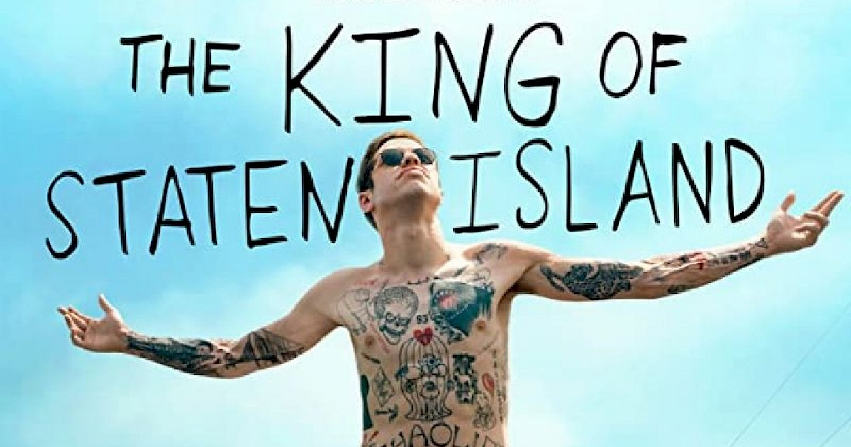 Movie Review The King Of Staten Island Recent News Drydenwire Com