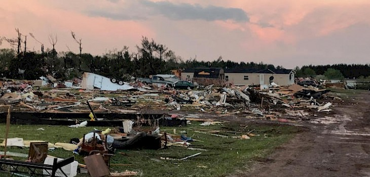 Sheriff Issues Statement on Devastation in Barron County