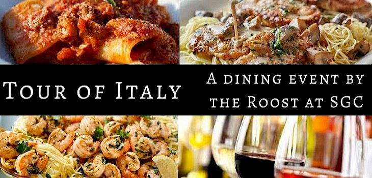 Make Your Reservation Today for 'The Tour of Italy'
