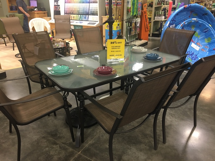 DrydenWire Get Up To 35% f Patio Furniture