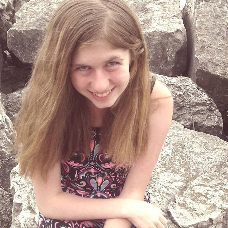 Search expands for US girl missing after parents found shot dead