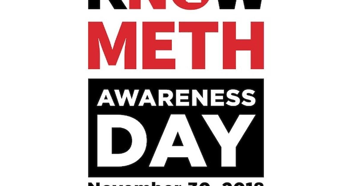 November 30, 2018, Is Meth Awareness Day | Recent News